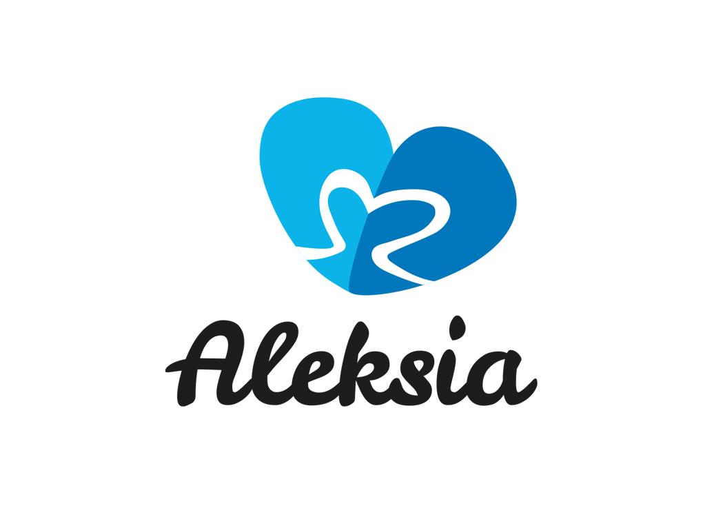 Nurmijärven kunnan ruoka-ja siivouspalvelu Aleksian logo.