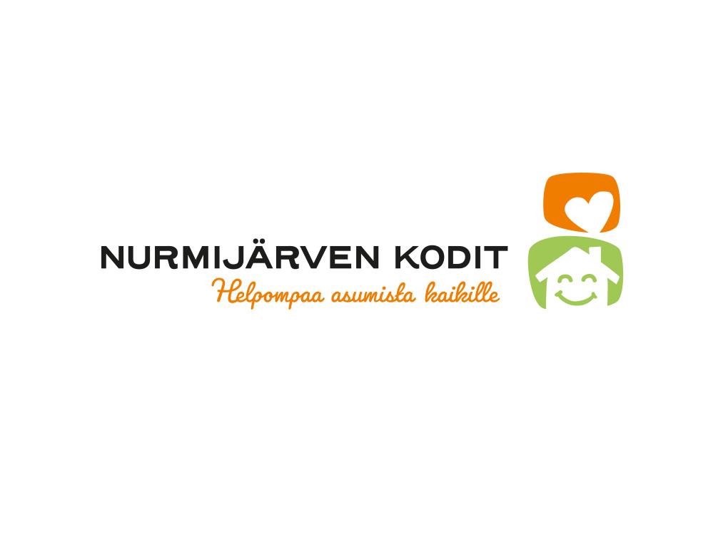 Nurmijärven kodit logo.