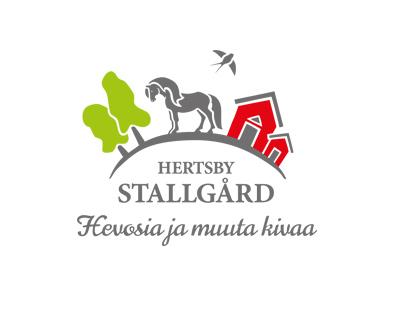 Hertsby Stallgård -logo.