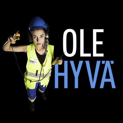 Taitaja Ole hyvä -konseptin kuva, sähköasennus..