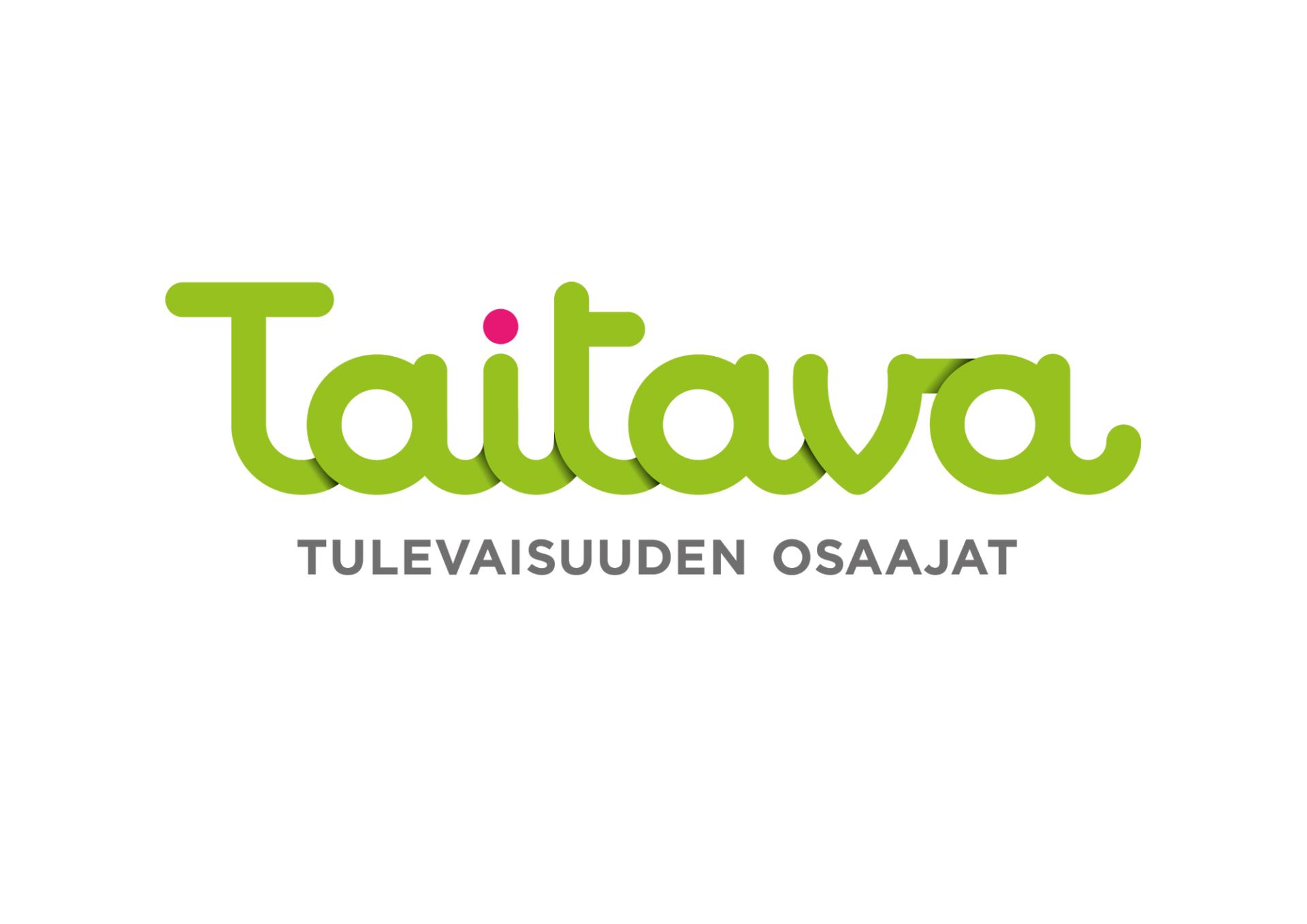 Taitava - tulevaisuuden osaajat -hankkeen logo.
