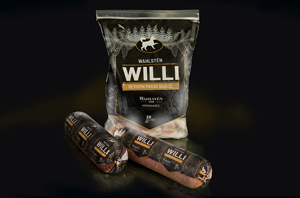 Willi pakastepakkaukset