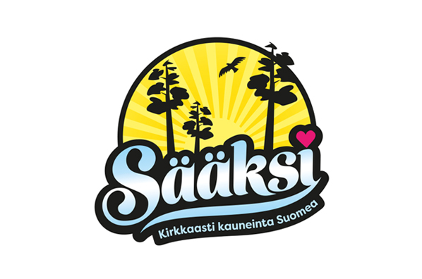 Nurmijärven kunta, Sääksin alueen markkinointitunnus.
