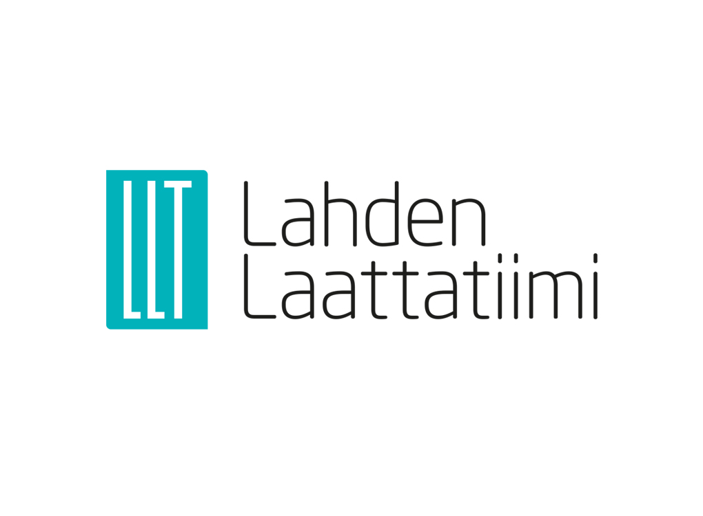 Lahden Laattatiimin logo.