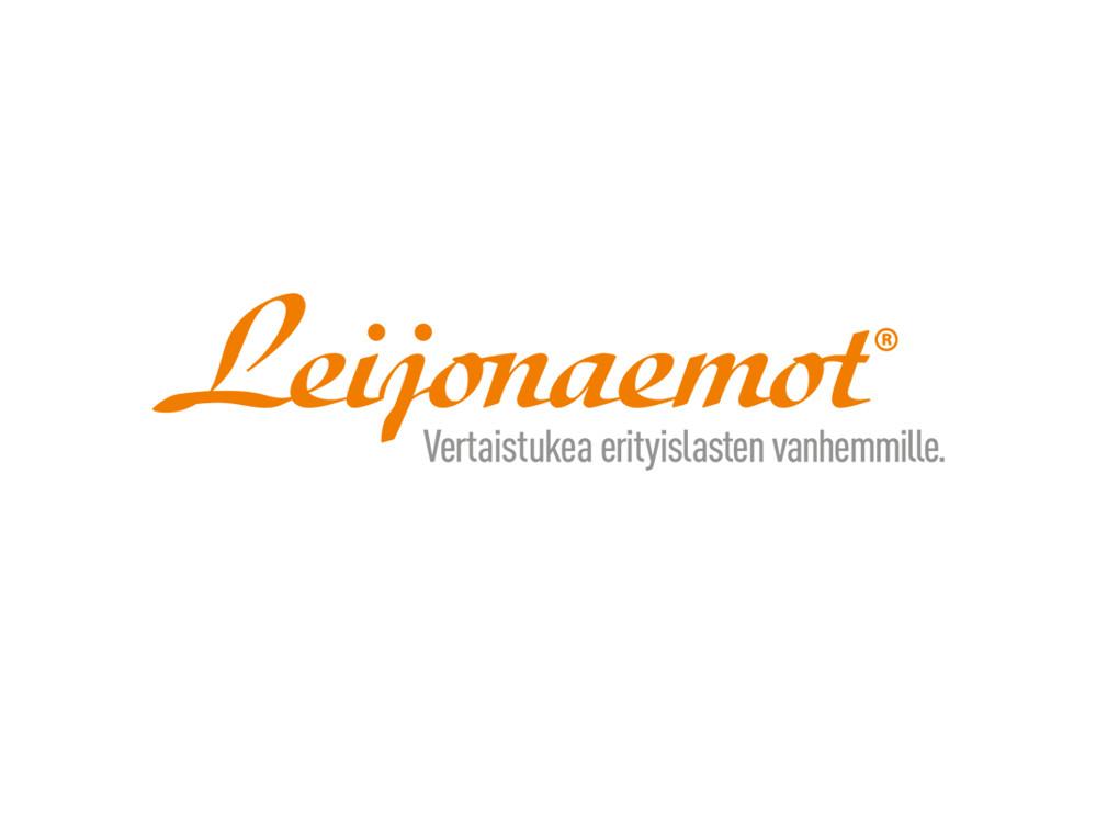 Leijonaemot, logo ja slogan. Pro bono -työ.