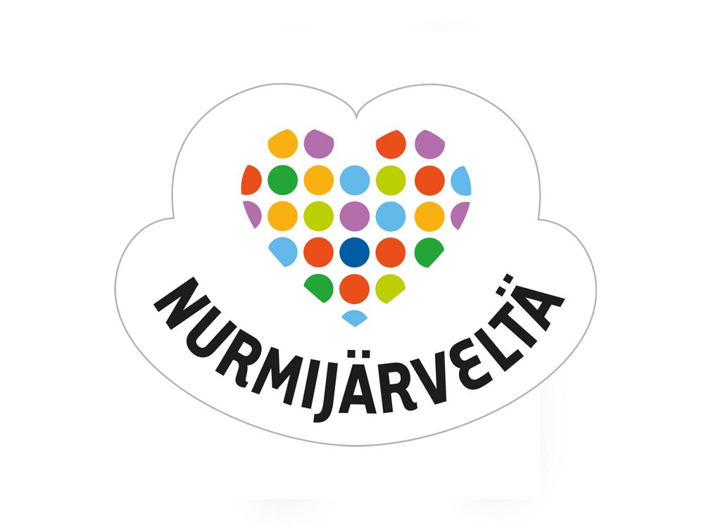Nurmijärveltä-logo paikallisiin tuotteisiin ja palveluihin.