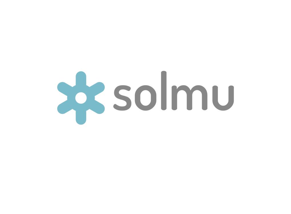 Nurmijärven kunnan verkkoasiointipalvelu Solmun logo.