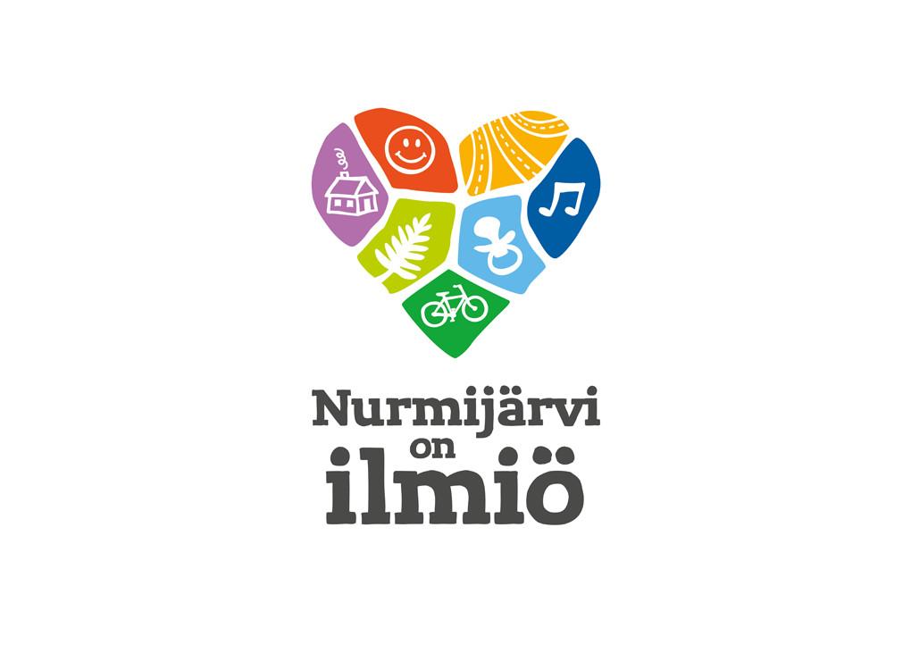 Nurmijärvi on ilmiö -logo.