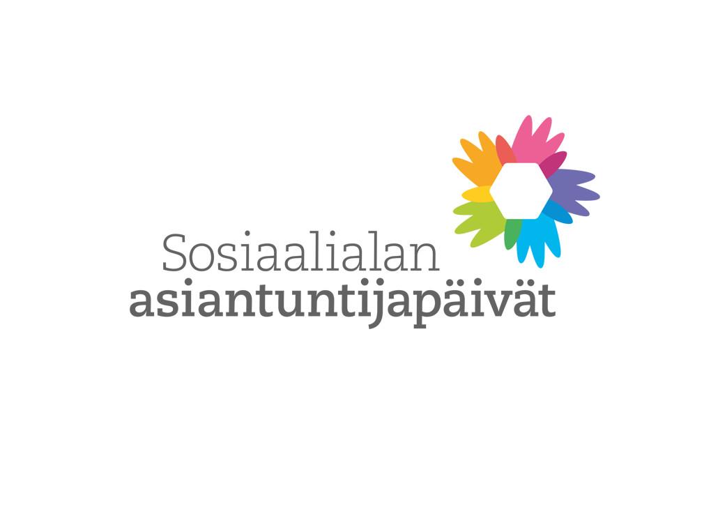 Sosiaalialan asiantuntijapäivien logo.