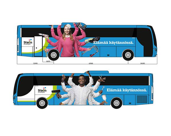 StadinAO:n bussiteippaukset