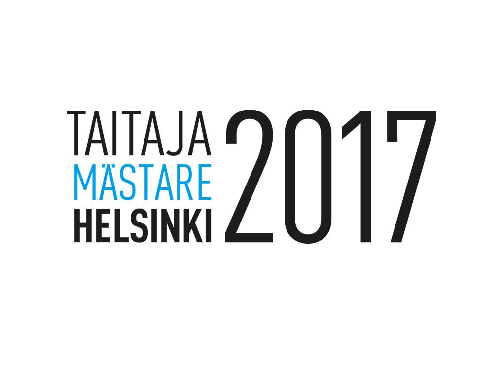 Taitaja 2017 -tapahtuman logo.
